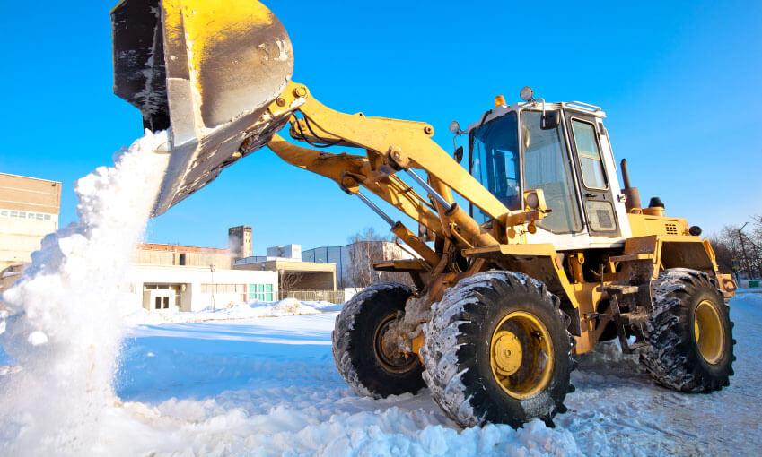 Уборка снега в Щелково