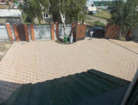 Укладка тротуарной плитки в Щелково